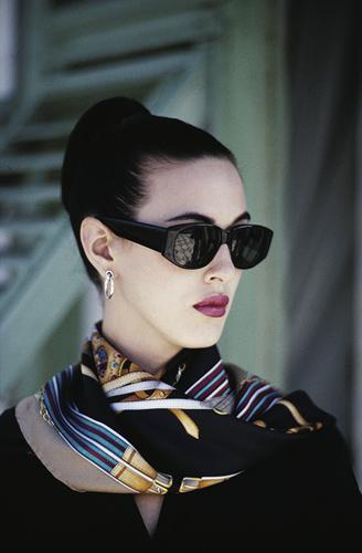 Charlene / Portofino, Italy / Gucci