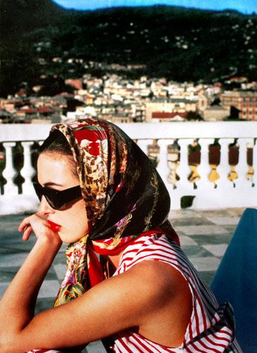 Charlene / Santa Margherita, Italy / Gucci