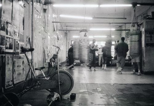 TSG Gym Interior