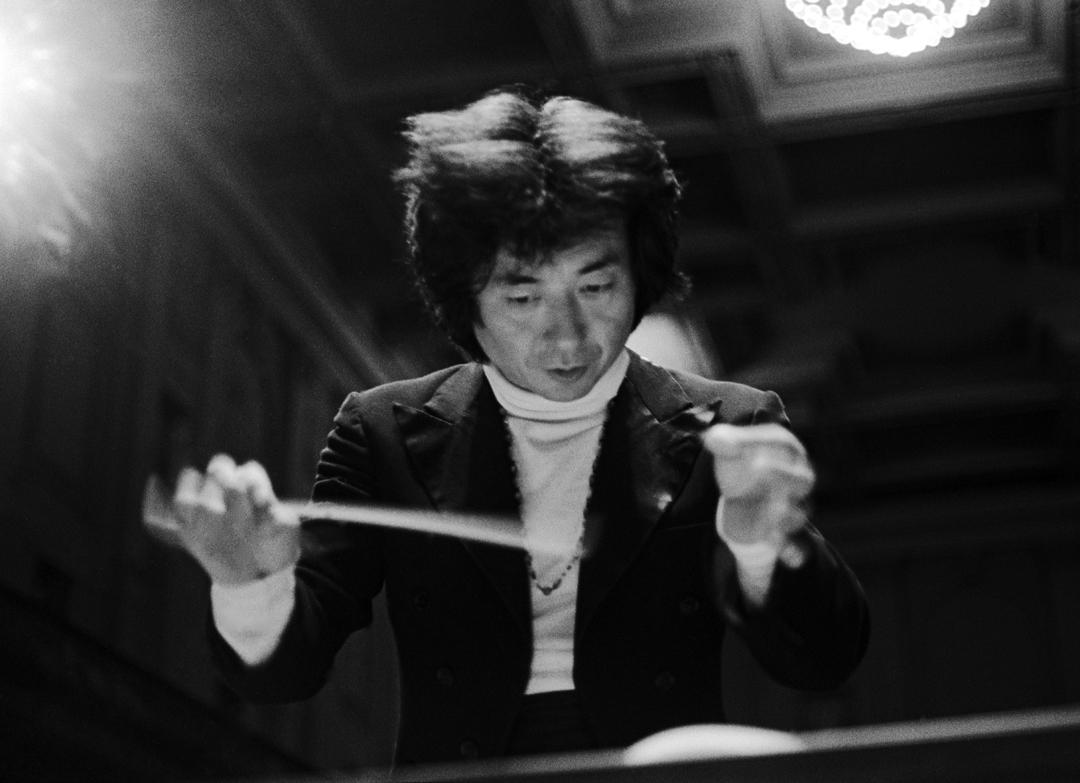 Seiji Ozawa / Symphony Hall