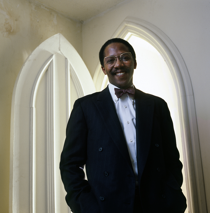 Rev. Charles Stith / Union United Methodist Church