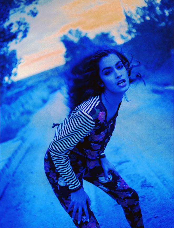Yasmeen Blue / Ungaro