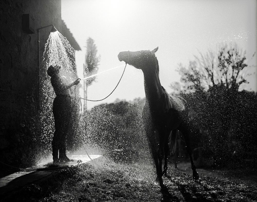 Tuscan Shower