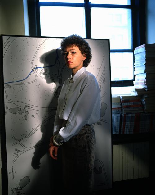 Elizabeth Lederer / Central Park 5 Prosecutor