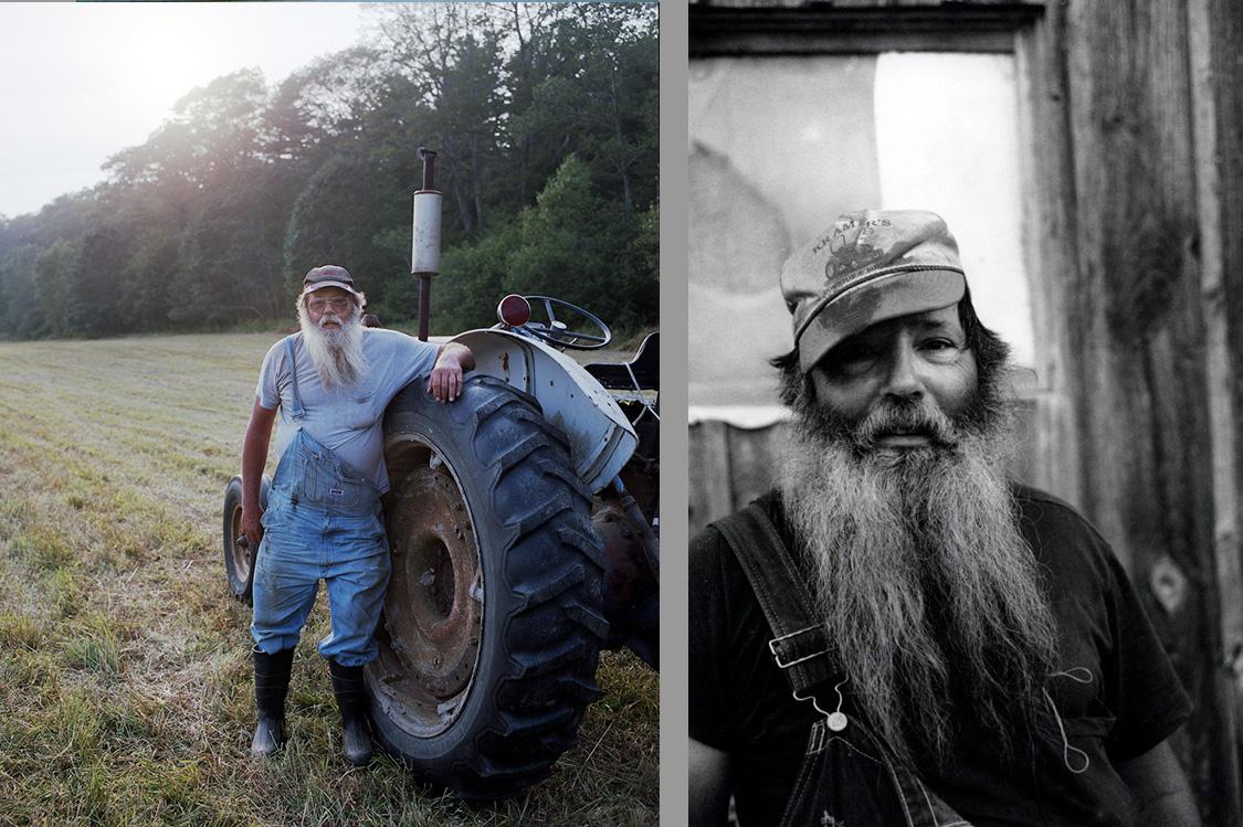 Melvin Williams / Dairy Farmer / Maine