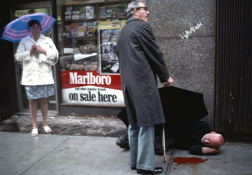 Red / Tremont Street / June 1978