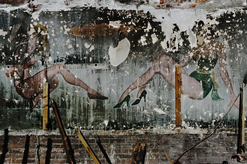 Painted Ladies / Combat Zone / December 1979