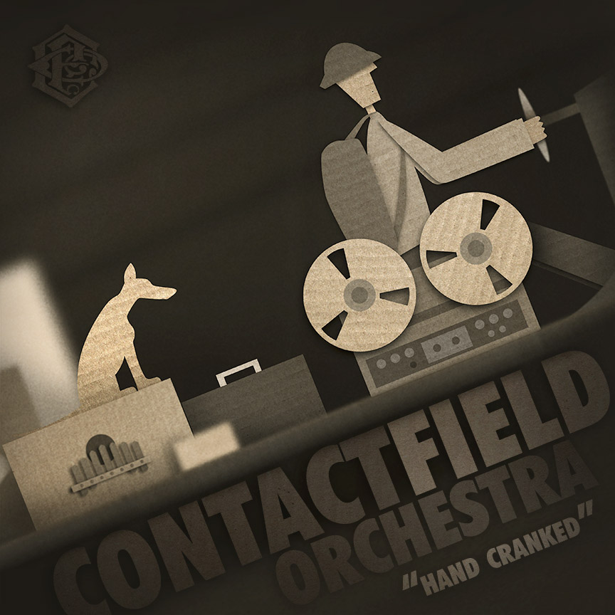 "Contact Field Orchestra - ""Hand Cranked"""