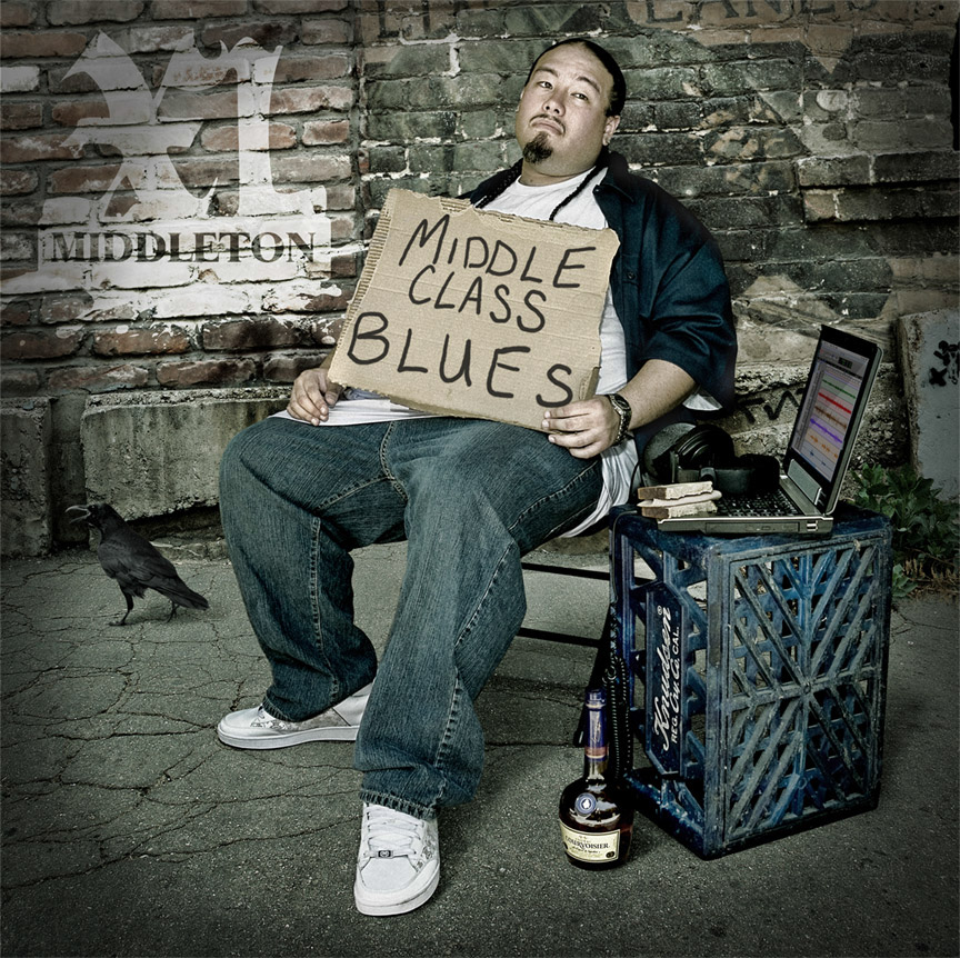 XL Middleton - Middle Class Blues