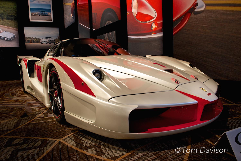 Ferrari F1 race car