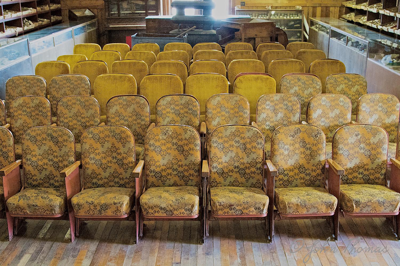 A theater!?! Yep.