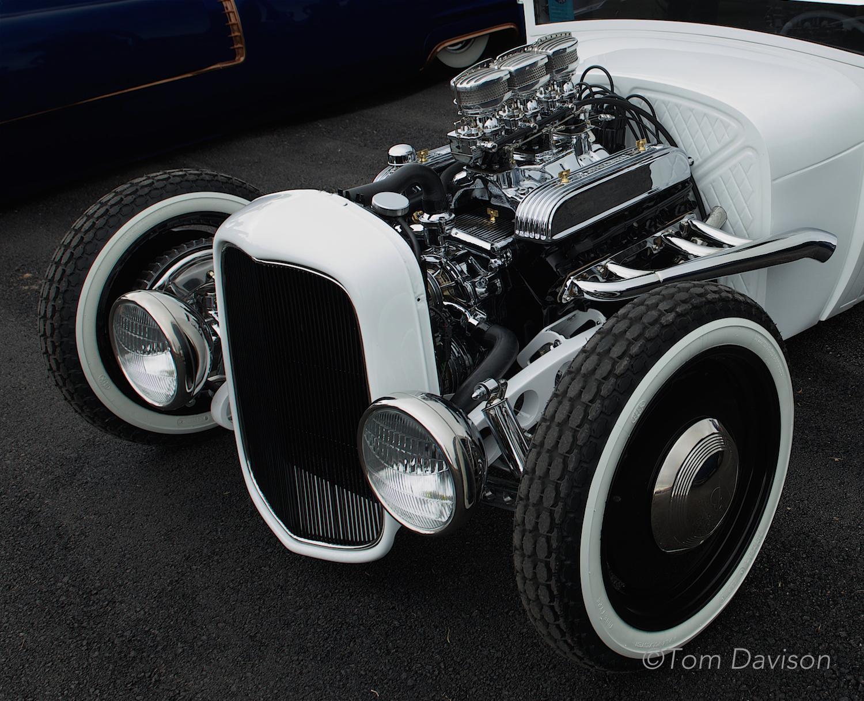 A 1931 Model A.