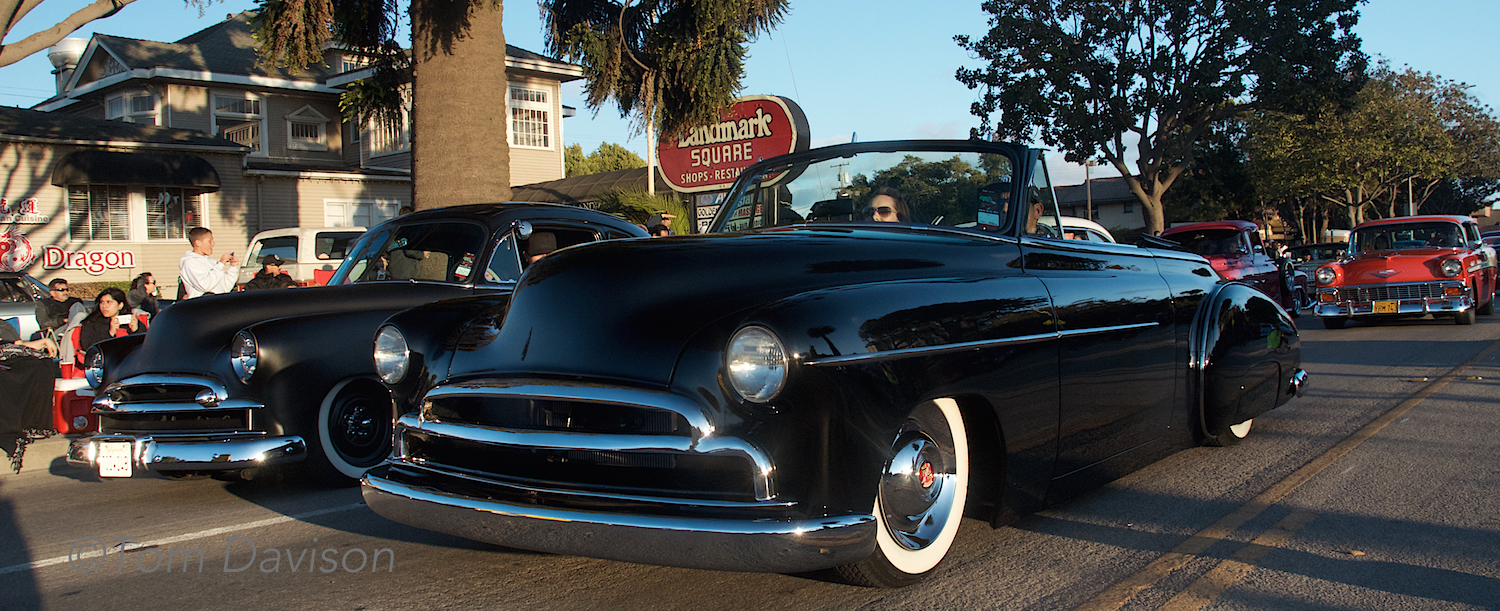 1950 Chevy Convertible.