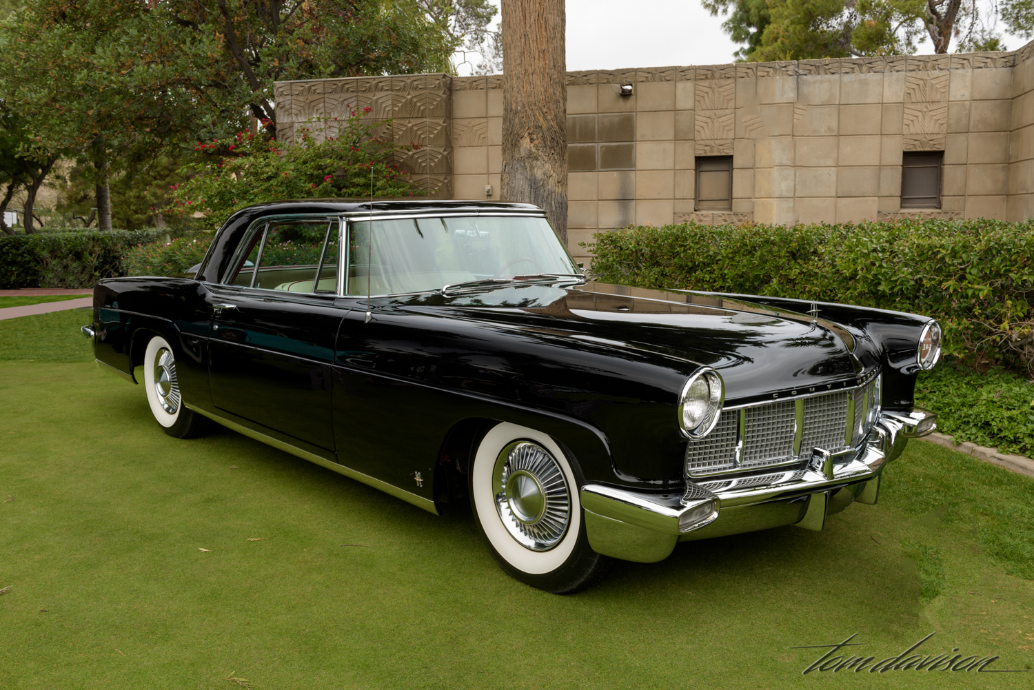 1956 Lincoln Continental Mark II.