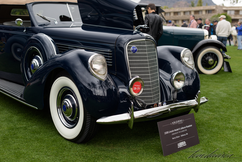 1938 Lincoln K