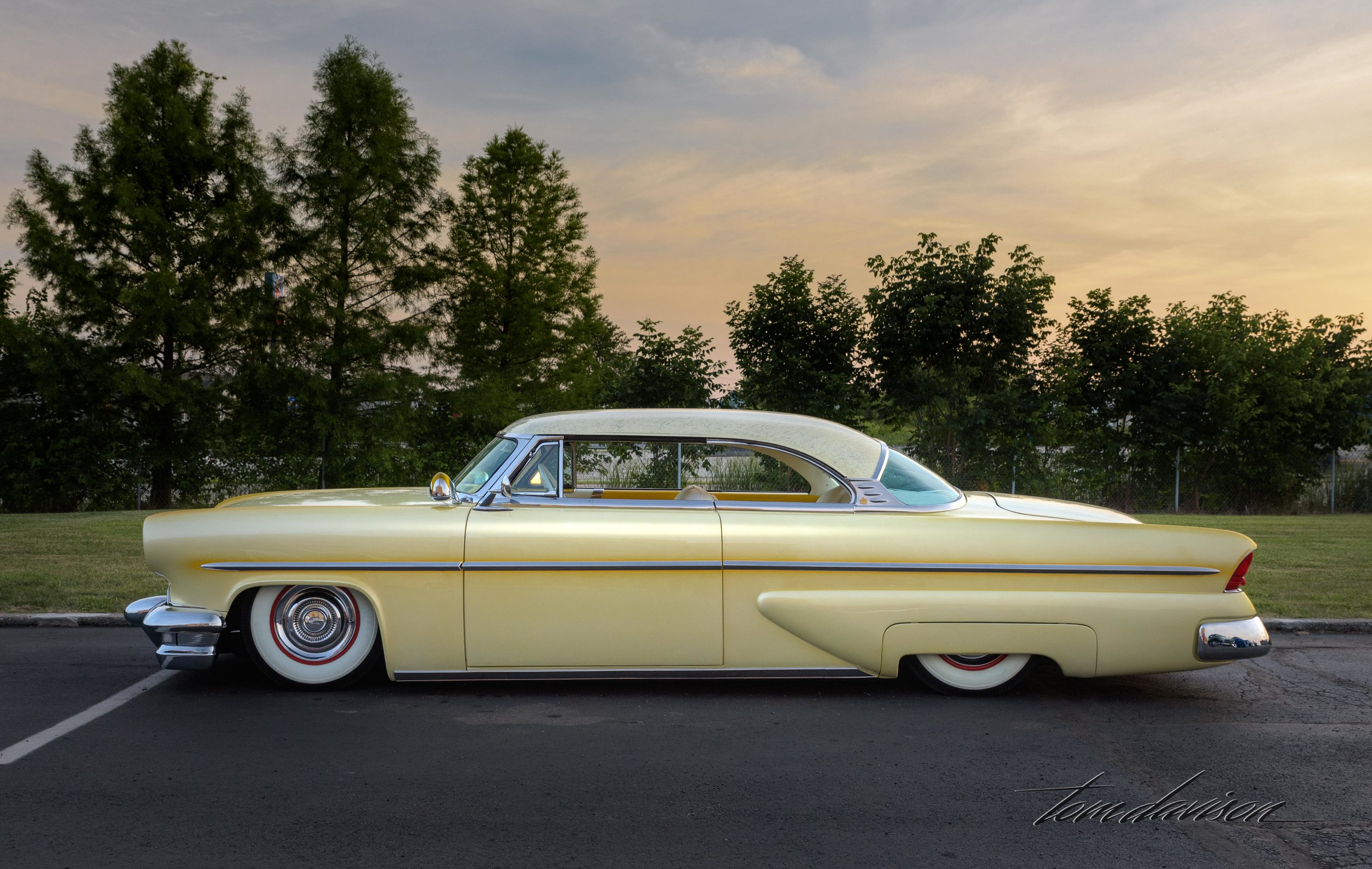 1955 Lincoln