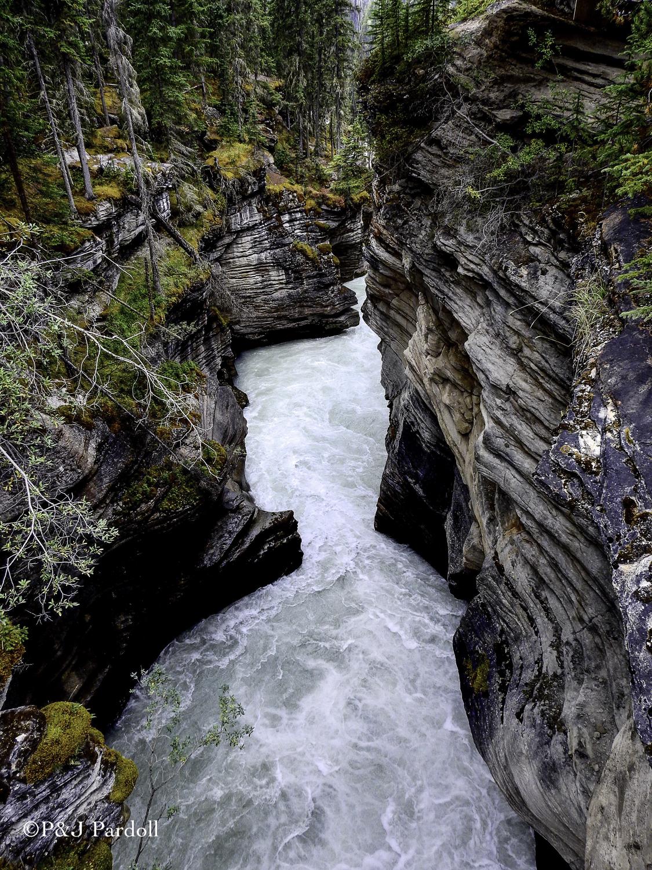 Athabaska Falls