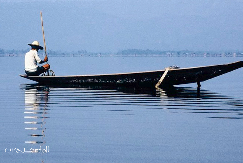 Inle Lake  1994, Burma  {myanmar}