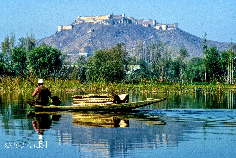 Lake Dal, Kashmir1984-Scan