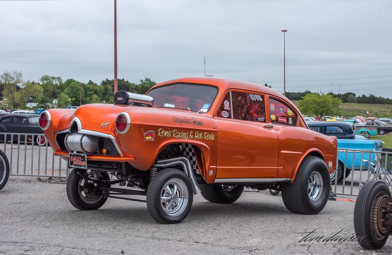 1950 Henry J Race Car