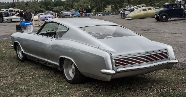 Customized 1963 Buick Riviera
