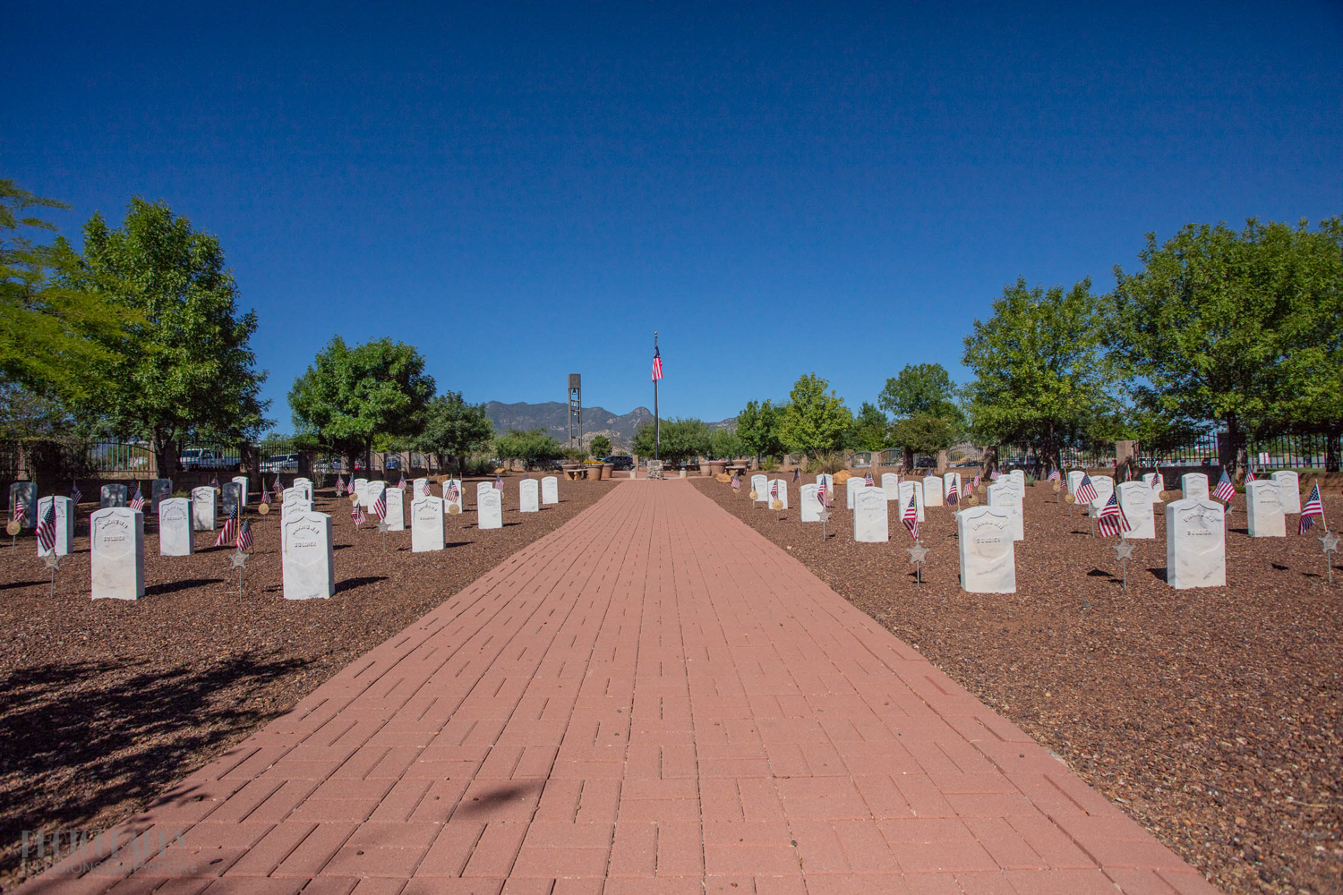 Unknown Soldier Section.
