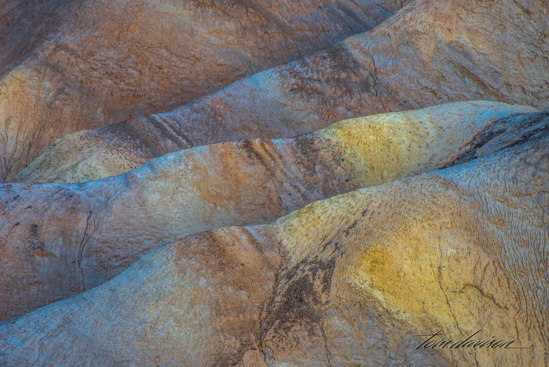 Zabriskie in Death Valley.