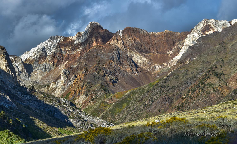 McGee Creek Canyon.