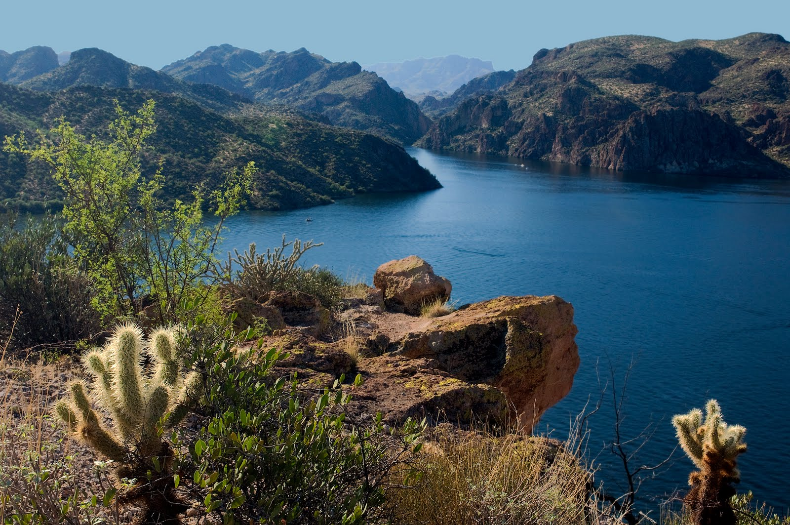 Saguaro Lake ( Image Source )