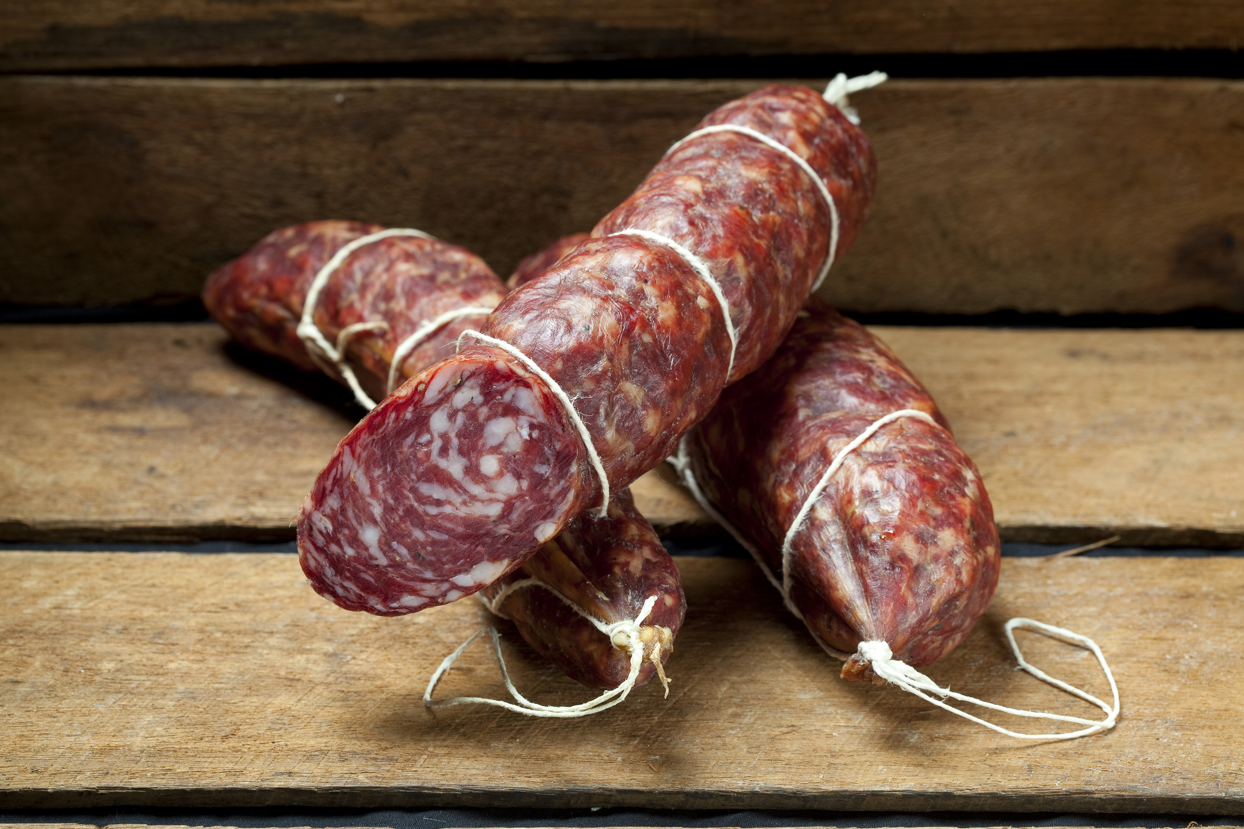 Pure Pork Salame