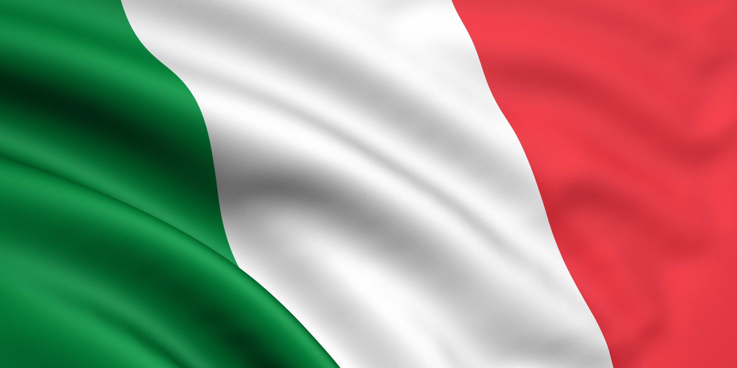 ITALY FLAG dreamstime_4991475 low res.jpg