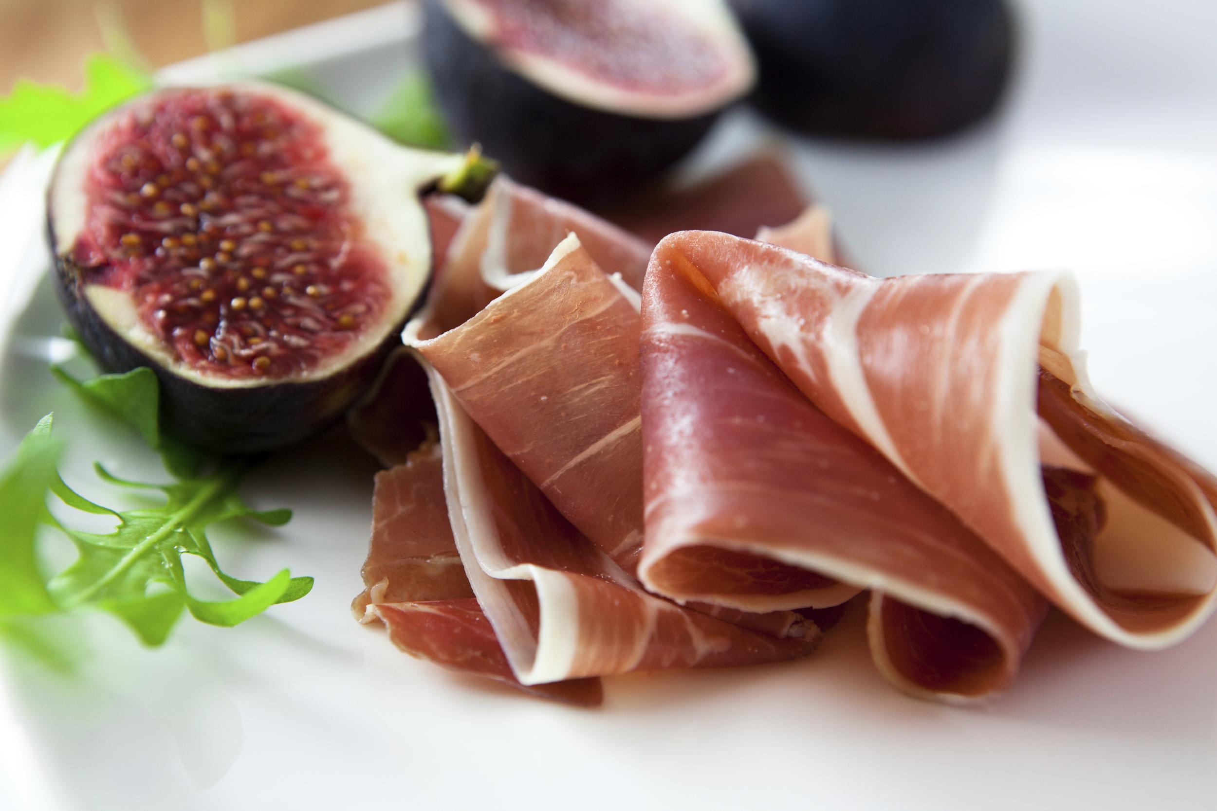 Fresh Fig & Prosciutto Borgo