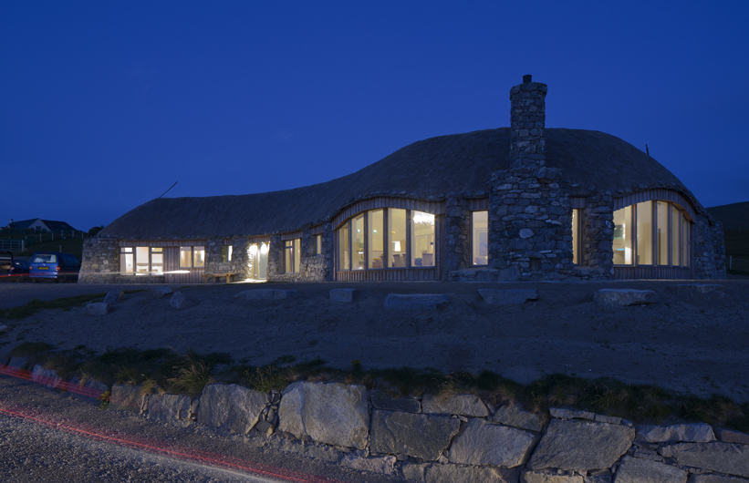 When night draws in, snuggle up by the fire and don't forget to pop outside to look at the incredible stars and to see if the Northern Lights are making an appearance. Often at Oran na Mara we see horizon-to-horizon Milky Way and the clarity of the sky and lack of light pollution here will put you in awe of our universe