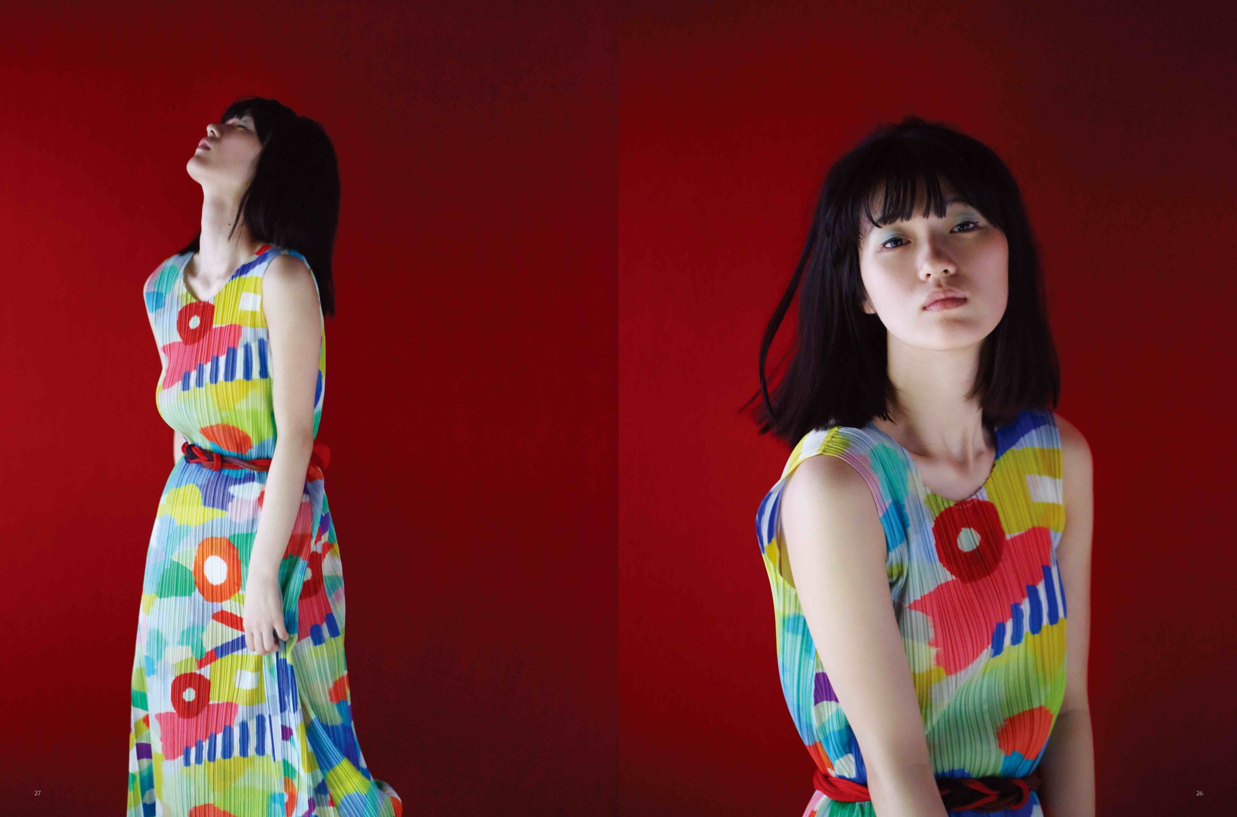 Shunkinsho | Manami usamaru | photography by MAKI TAGUCHI