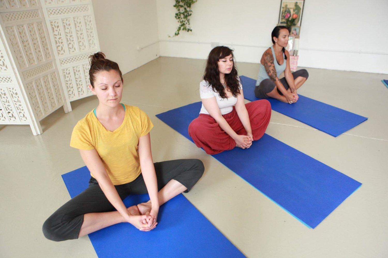 The Sivananda Class Sequence Light Yoga Space