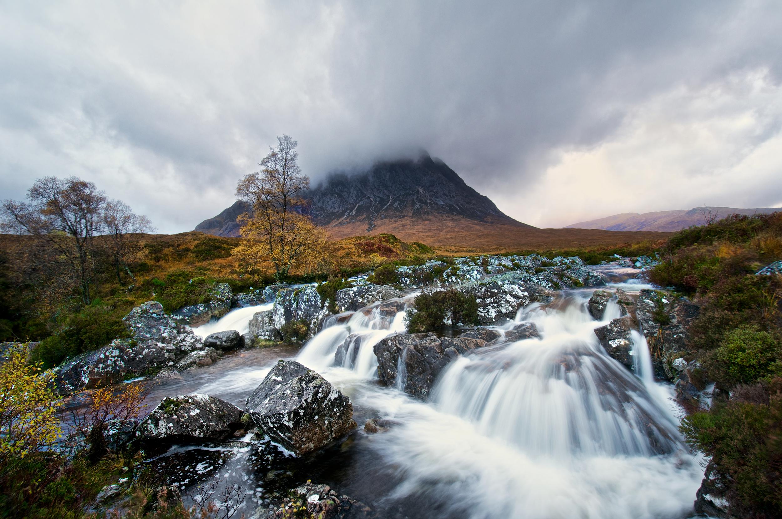 Buachaille Etive Mor,  Scottish Highlands