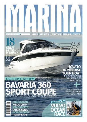 Interested in Fortis Marines top tips to winterise a boat? Well purchase Marina Magazine to see the article we wrote for getting your boat through the winter months. See our top tips and essentials to make sure you're ahead of the game when summer comes.