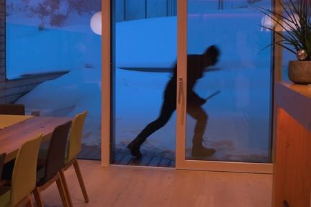 riasztó - A beépített mozgásérzékelő a betolakodókat is észleli. A valaki megpróbál betörni az otthonodba, a riasztás során a fények elkezdenek villódzni és hangos zene szól, hogy elriassza a betörőt. Mindeközben a telefonodra is értesítést kapsz a riasztásról.