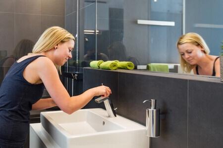 multiroom audió - Ha reggel álmosan belépsz a fürdőszobába, a kedvenc dalod fogad, hogy jól induljon a nap.