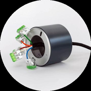 PWM változat - A Loxone a két RGBW dimmerét kifejezetten PWM vezérlelt világítótestek használathoz tervezte, így a segítségükkel ez a típusú világítás is egyszerűen automatizálható a Loxone okos otthon rendszerén belül.