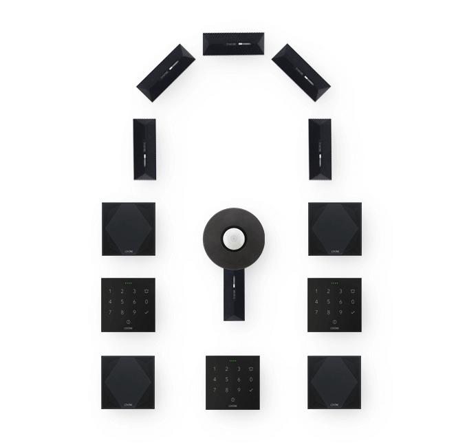 Biztonság - A Loxone rendszere számtalan lehetőset kínál otthonod biztonságának megőrzésére, a saját igényeid szerint konfigurálható a Miniserver. Ha nem tartózkodsz otthon vagy éjszaka alszol, a Loxone okos otthonod automatikusan bekapcsolja a riasztót, a füstjelzőt és a különböző érzékelőket, így lesz otthonod rendjének és a biztonságának őre. Tovább