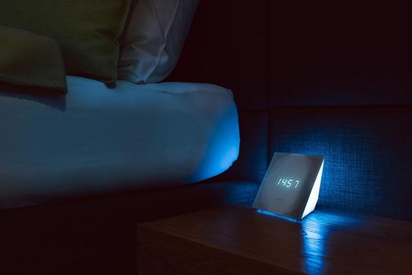 A Loxone Touch Nightlight  - több egy egyszerű éjszakai fénynél