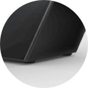 Magas minőség - A kiváló minőségű kivitelezésnek és az exkluzív anyagok kiválasztásának köszönhetően a Loxone Touch & Grill kiváló minőségű.