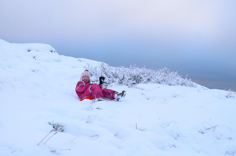 Fun in snow II.