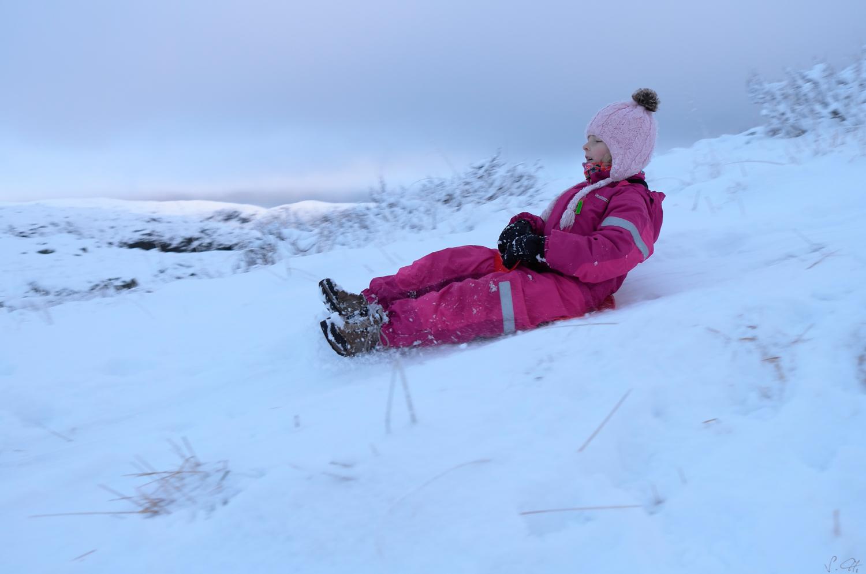 Fun in snow III.