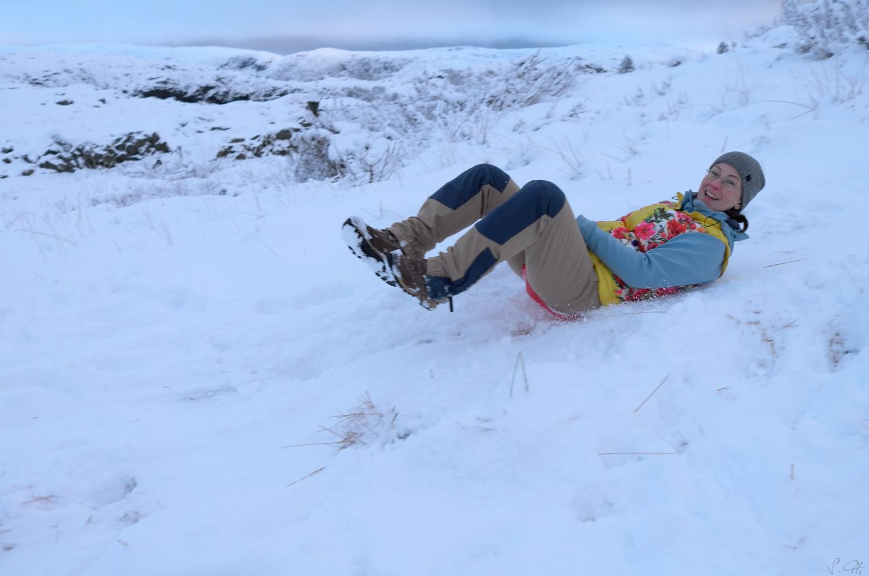 Fun in snow IIII.