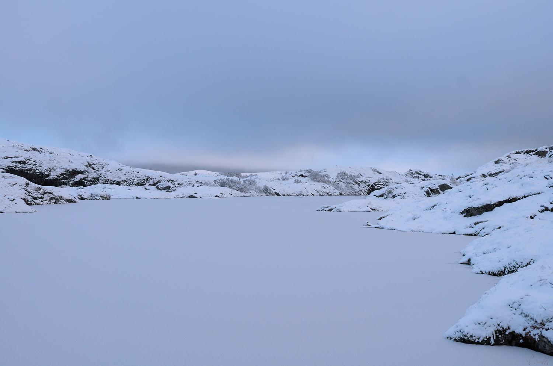 Frozen quietness