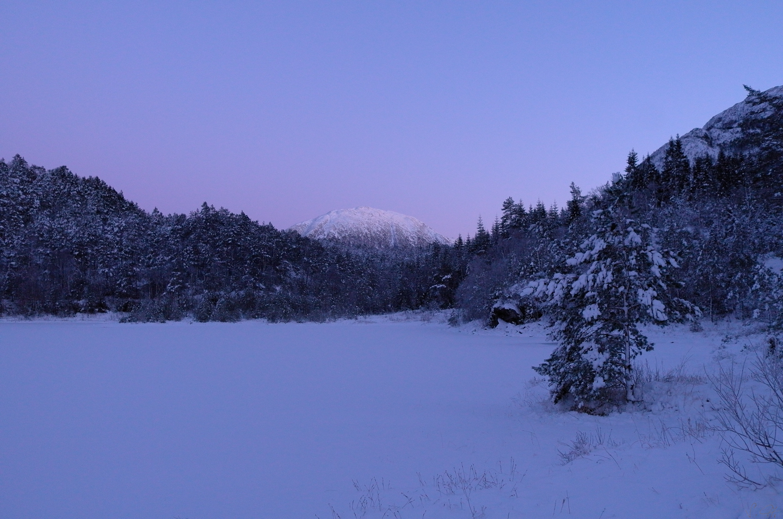 Still before sunrise