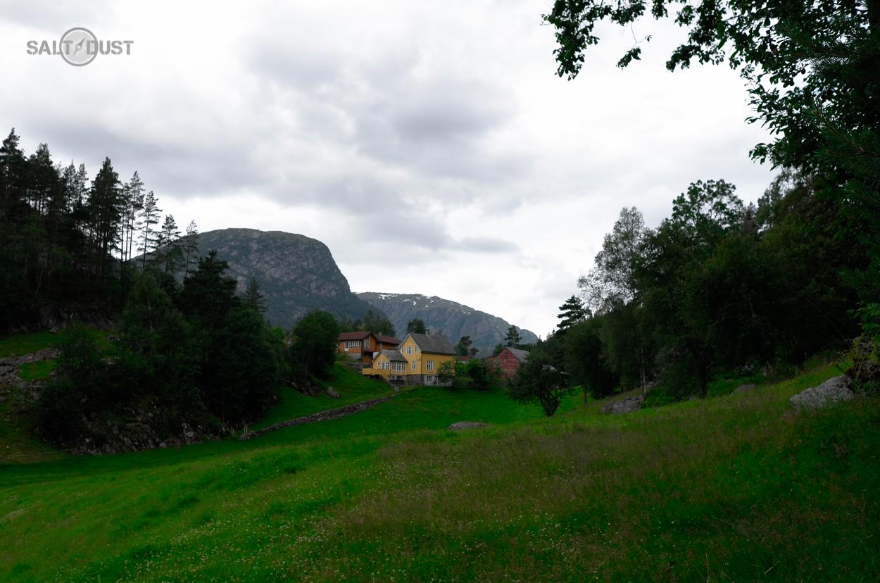 Farm in Tjørnadalen