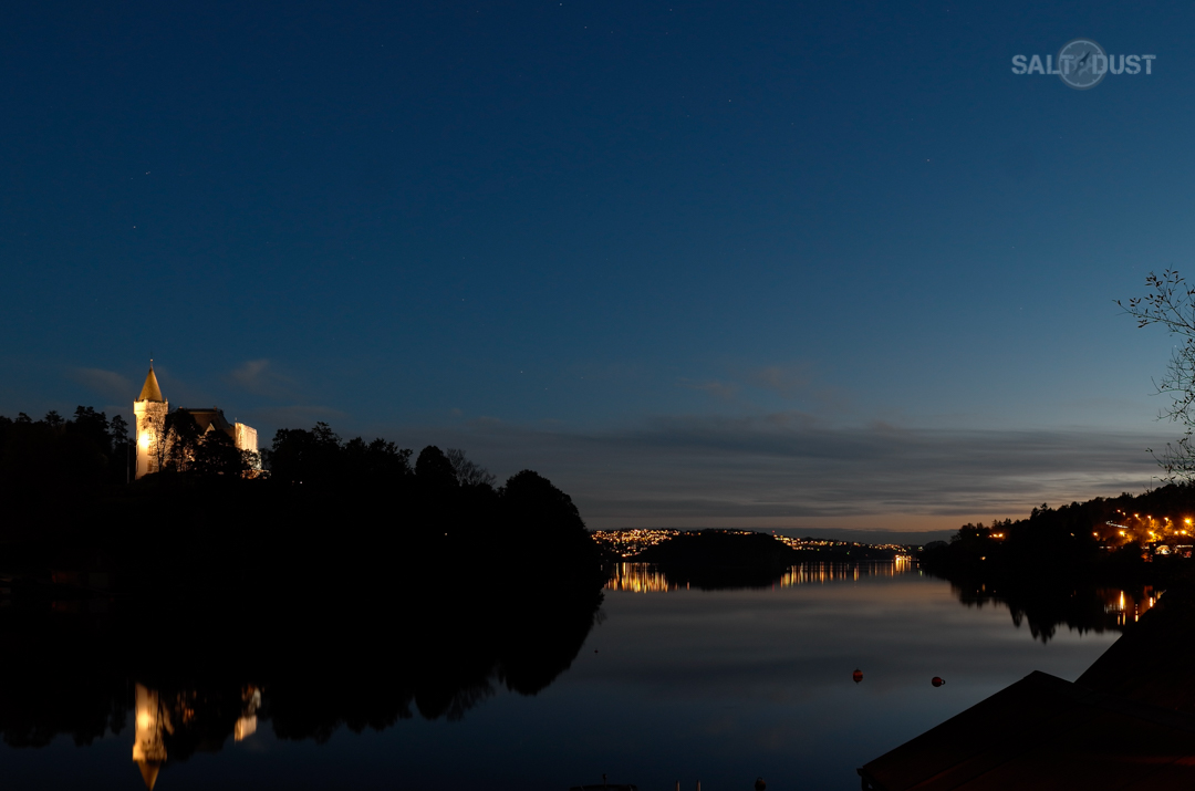Gamlehaugen & Nordåsvatnet